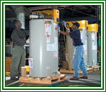 A.O. Smith an American company that manufactures quality commercial and residential water heaters