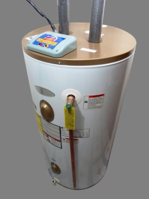 gas vs. electric water heaters